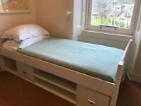 Stompa Single Bed with Underbed Storage