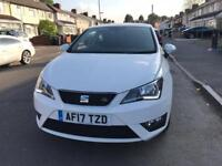 2017 Seat Ibiza 1.2 FR Technology 110ps 3dr. DAMAGED SALVAGE REPAIRBLE