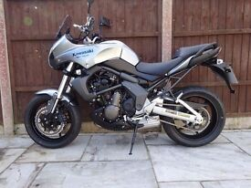 kawasaki versys 650 as new 1 owner 400 miles!