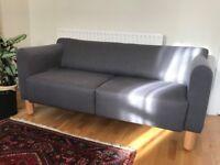 Habitat - 2 seater sofa - excellent condition