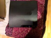 Ps3 Slim 500gb + Games + Controller