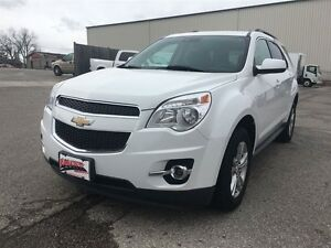 2013 Chevrolet Equinox 2-LT AWD Leather Navi Sunroof