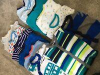 Huge bundle boys clothes 3-6m Next