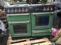 Rangemaster 110 oven cooker