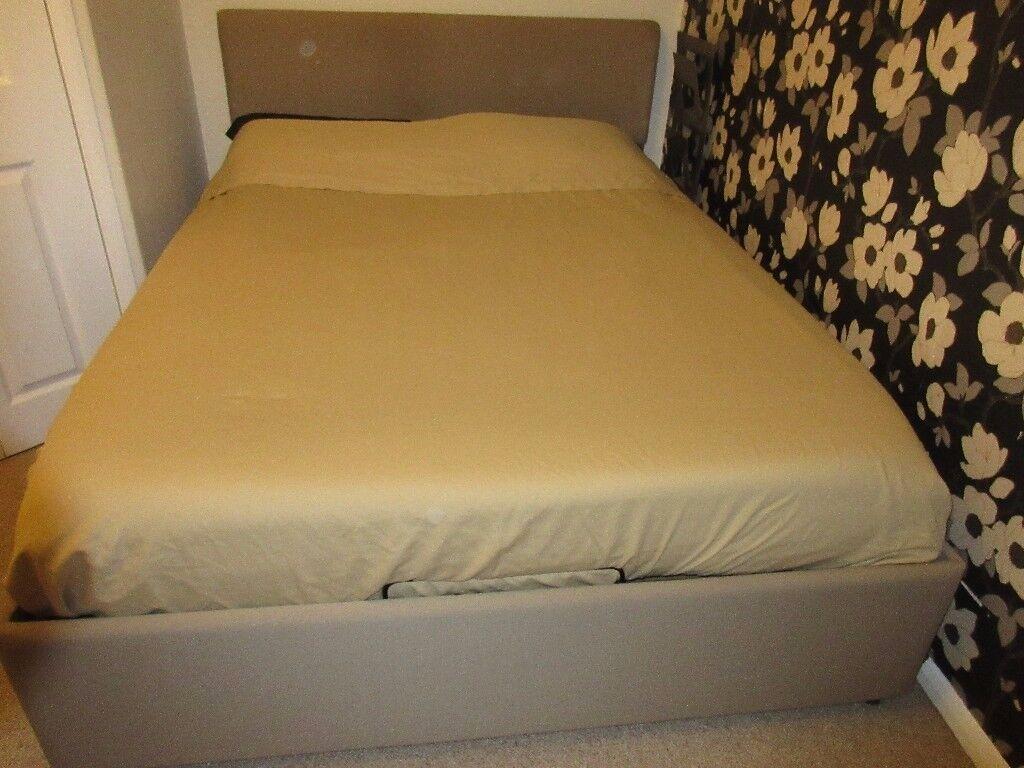King size Komfi memory foam mattress only