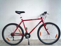 "(630) 26"" 19.5"" LIGHTWEIGHT Cro-Moly TREK ADULT MOUNTAIN BIKE BICYCLE;Height:180-188cm(5'11""-6'2"")"