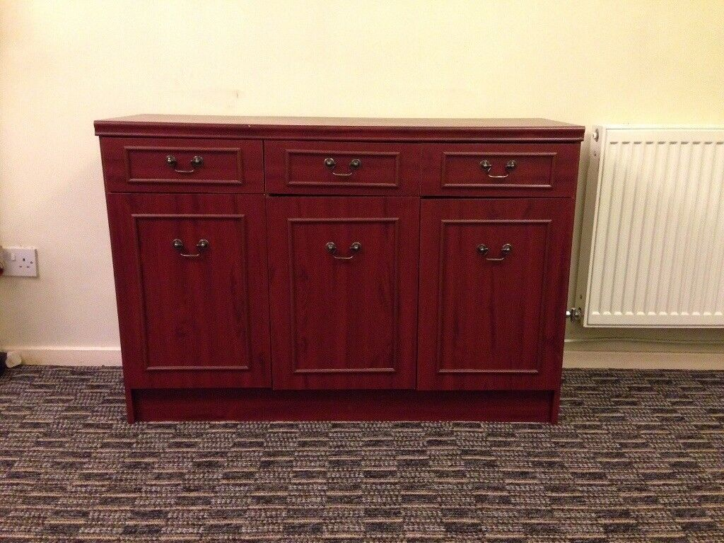 Delivery available. Sideboard (Cupboard) in good condition.