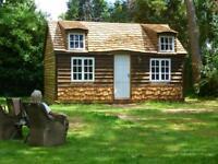 Bespoke Cabin Builder/Carpenter