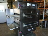 MIDDLEBY MARSHALL PS360 GAS 32 INCH CONVEYOR PIZZA OVENS