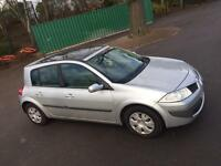 08 RENAULT MEGANE*FULL MOT!*VVT EXPRESSION*PANORAMIC ROOF*MINT!fiesta,corsa,clio,207,astra,focus