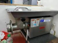 Mincer machine butcher