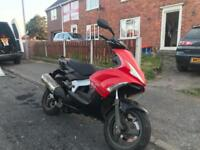 *RARE* jetforce kompressor 125cc supercharged