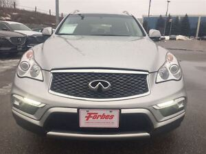 2016 Infiniti QX50 Sunroof, Leather Kitchener / Waterloo Kitchener Area image 2