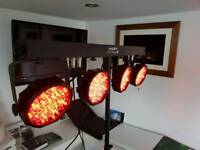 Kam LED partybar v2