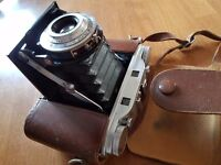 Agfa rangefinder camera
