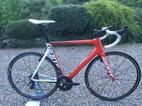 Giant Propel Advanced full carbon road triathlon bike Shimano Ultegra 6800 11 speed