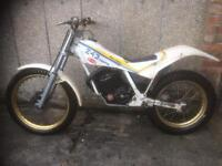 Fantic 243 mono shock trials bike