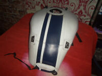 yamaha xjr1300sp bagster full leather tank cover