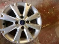 15 inch Ford Alloy Wheel