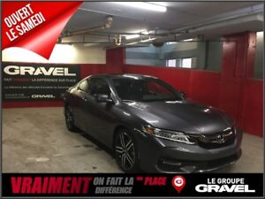2017 Honda Accord Touring - COUPÉ 2 PORTES - LOCATION 419$ / MOI