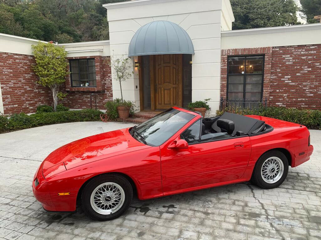 1990 Mazda RX-7  1990 Mazda RX7 Showroom new condition with only 29,788 miles.  Runs perfect!