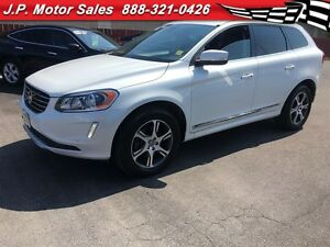 2015 Volvo XC60 T6 Premier Plus, Auto, Leather, Pano Roof, AWD