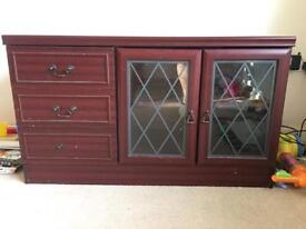 TV Cabinet in good condition FREE to collector