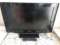 PANASONIC VIERA 32 inch LCD TELEVISION (TX-32LZD80)