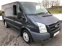 FORD TRANSIT 115 T260 FWD 2010 TRENDLINE CREWCAB **** SIX SEATER***