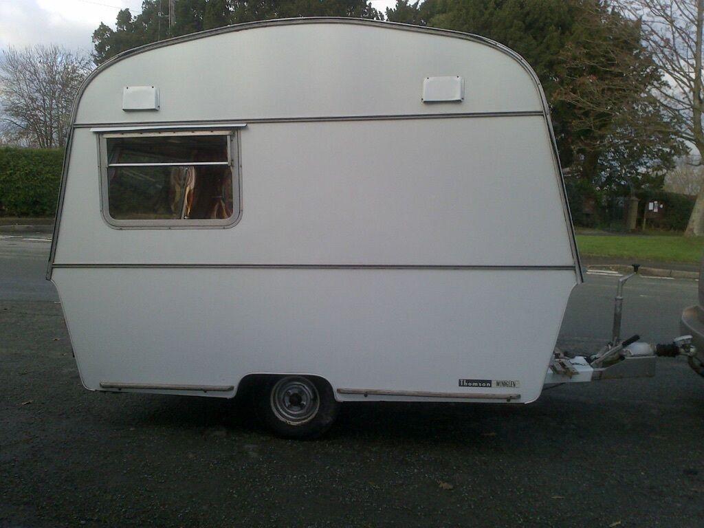Thomson Mini Glen Caravan Sold Pending Pick Up In East