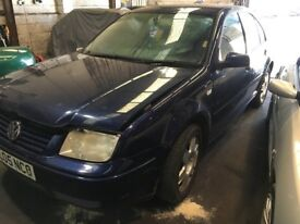 Vw Bora 1.9 tdi sport breaking met blue postage available