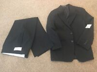 Boys suits and trousers