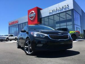 2014 Kia Forte EX STYLISH FUEL SAVER!!