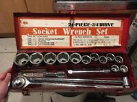 Industrial Socket Set