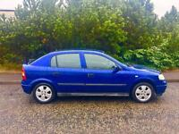 Vauxhall Astra 1.6, 11 Months MOT, One Owner From New , Well Serviced
