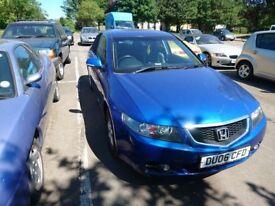 Honda accord spares or repairs