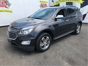 2016 Chevrolet Equinox LTZ LEATHER LANE DEPARTURE BACKUP CAM