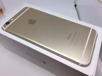 Apple iPhone 6 Plus - 64GB -Network Unlocked - Only £220- Gold Edition -