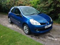58 CLIO EXTREME 1 LADY OWNER 41000 MILES