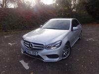 Mercedes-Benz E Class E220 Bluetec Amg Line Saloon Auto Diesel 0% FINANCE AVAILABLE