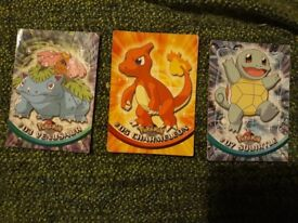 42 Collectable Pokemon Cards