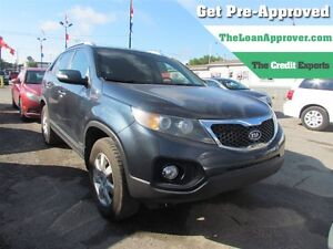 2011 Kia Sorento LX * AWD * HEATED SEATS