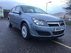 Vauxhall Astra excellent condition service history only 62000 miles