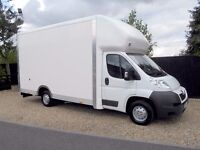 Short Notice Removal Man and Van Nationwide. Large Luton Vans and 7.5 Tonne Available.