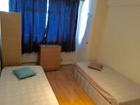 Shared Room for male and female available in Zone 2 Bermondsey