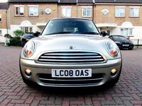 MINI COOPER D 3 DOOR HATCHBACK FSH HPI DIESEL CLEAR SUNROOF EXCELLENT CONDITION