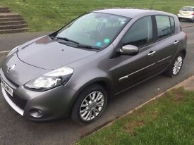 2010 Renault Clio 1.2 Dynamique 5dr *22k MILES*TOM TOM* HPI CLEAR*NEW TYRES*Full Service History