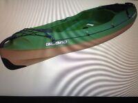 """Really Good Value"" Bic Sport Bilbao Single Fishing Kayak"