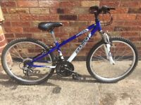 """Apollo Gradient Boys Bike 12"""" Frame 24 """" Wheels = Nice Condition - Can Deliver local Free"""