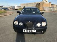 Jaguar s type 2.7 diesel automatic